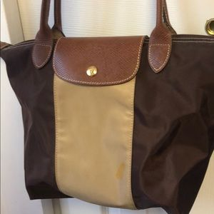 Longchamp le pliage small purse